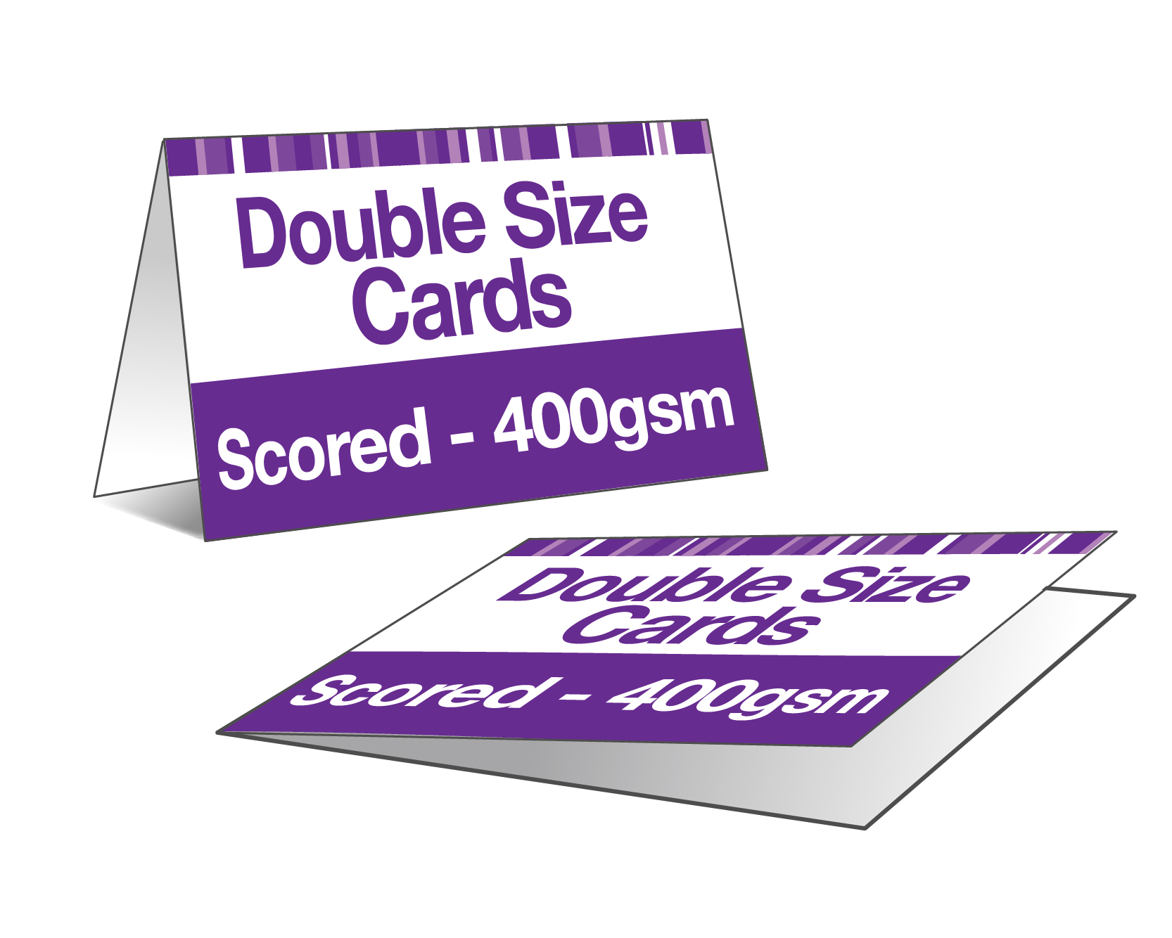 Lovely graph Business Cards Fast Business Cards