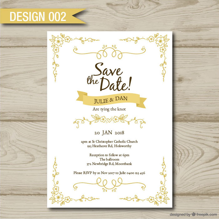 a6 size personalised invitations envelopes adwords and